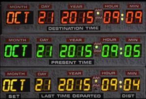 Nosotros tambien regresaremos pronto a un futuro cada dia mas cercano